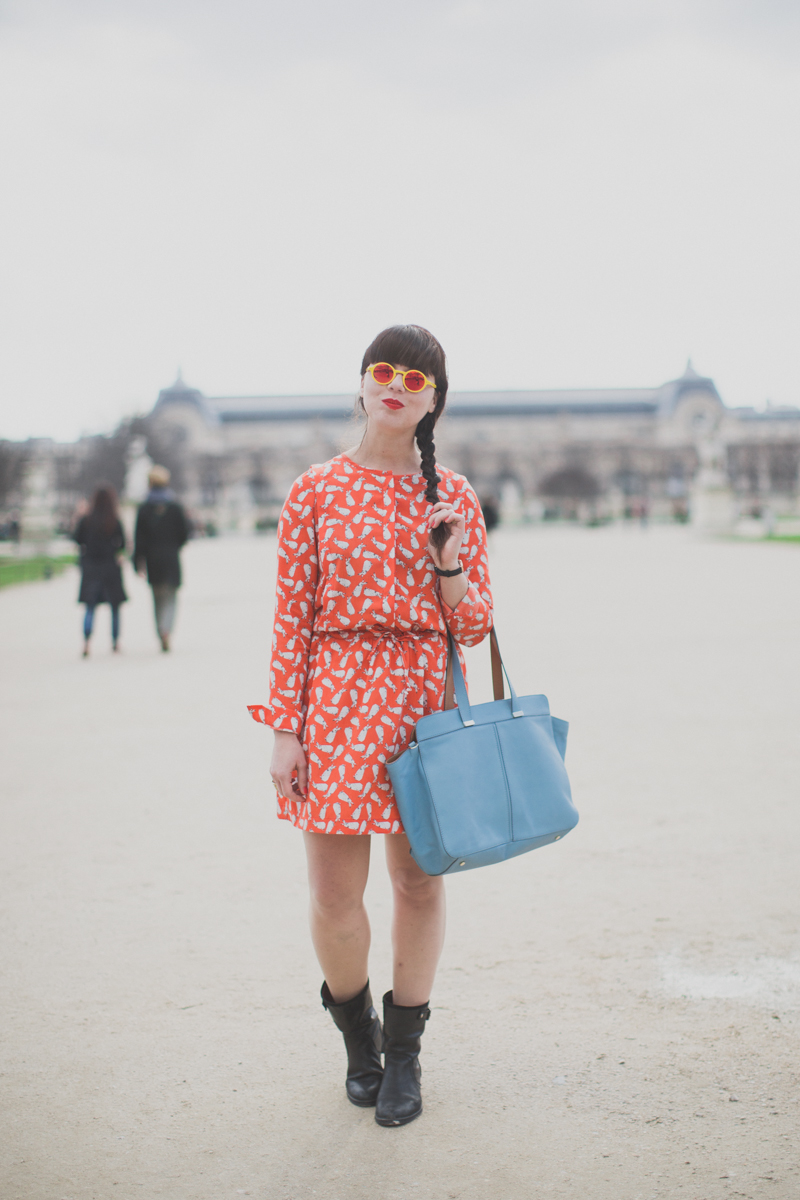 total look paul and joe sister paris fashion week blogger streetstyle - copyright paulinefashionblog.com_-8