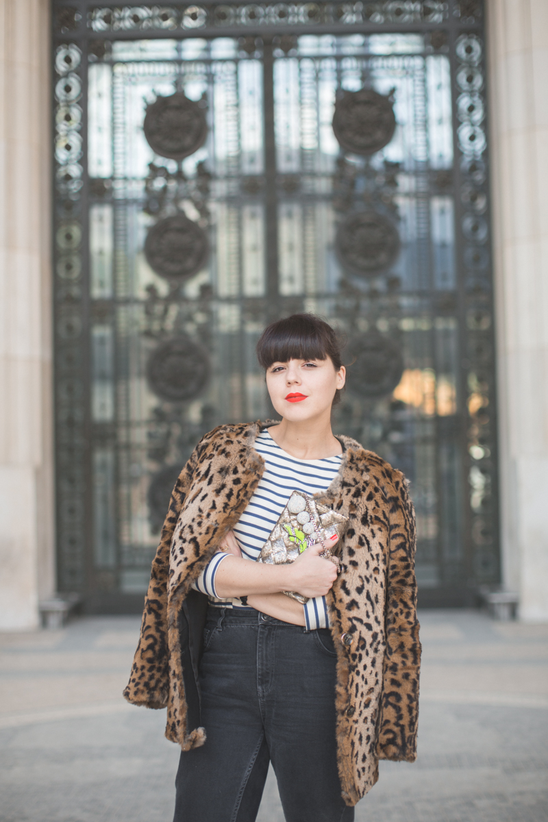 videdressing.com streetstyle charlotte olympia shourouk claudie pierlot paris fashion week pfw pap ah14 - copyright paulinefashionblog.com_