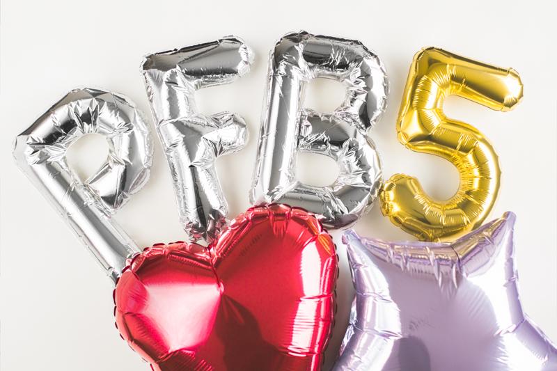 PFB5balloonGOOD 2 5 ans : le bilan !