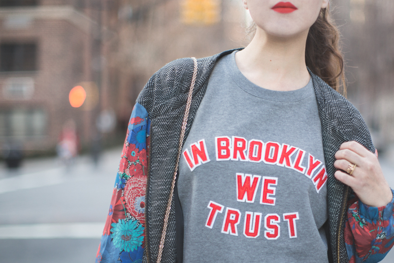 in brooklyn we trust sweater margaux lonnberg bomber jacket - copyright paulinefashionblog.com_-9