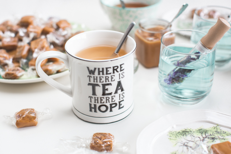mug where there is tea there is hope sass and belle - copyright paulinefashionblog.com_