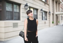 Black combo TARA JARMON tenue blogueuse mode - copyright paulinefashionblog.com_-5