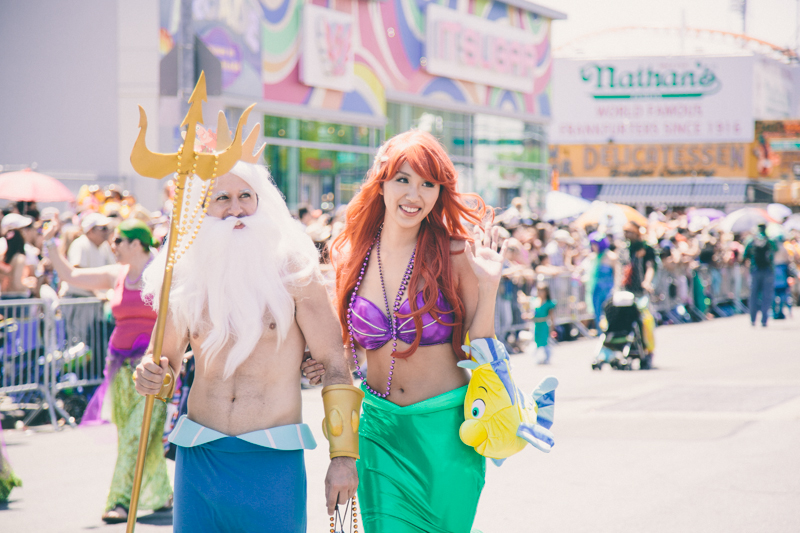 MERMAID PARADE 2014 CONEY ISLAND DO NOT USE WITHOUT WRITTEN PERMISSION copyright paulinefashionblog.com  22 ♥ Mermaid Parade 2014, Coney Island