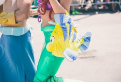 MERMAID PARADE 2014 CONEY ISLAND - DO NOT USE WITHOUT WRITTEN PERMISSION - copyright paulinefashionblog.com_-23