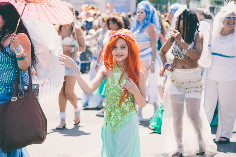 MERMAID PARADE 2014 CONEY ISLAND DO NOT USE WITHOUT WRITTEN PERMISSION copyright paulinefashionblog.com  38 ♥ Mermaid Parade 2014, Coney Island