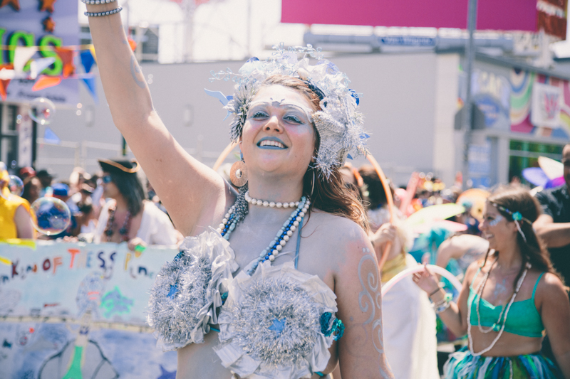 MERMAID PARADE 2014 CONEY ISLAND DO NOT USE WITHOUT WRITTEN PERMISSION copyright paulinefashionblog.com  47 ♥ Mermaid Parade 2014, Coney Island