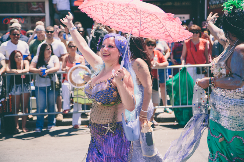 MERMAID PARADE 2014 CONEY ISLAND DO NOT USE WITHOUT WRITTEN PERMISSION copyright paulinefashionblog.com  5 ♥ Mermaid Parade 2014, Coney Island