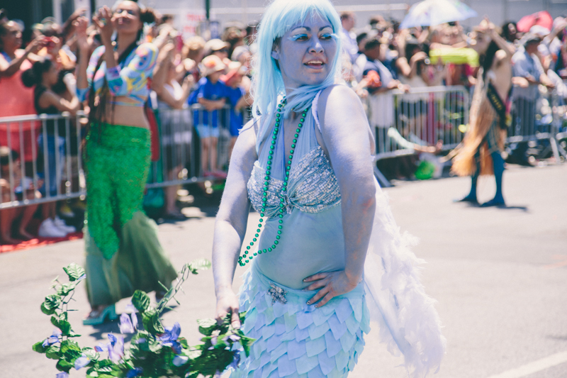 MERMAID PARADE 2014 CONEY ISLAND DO NOT USE WITHOUT WRITTEN PERMISSION copyright paulinefashionblog.com  6 ♥ Mermaid Parade 2014, Coney Island