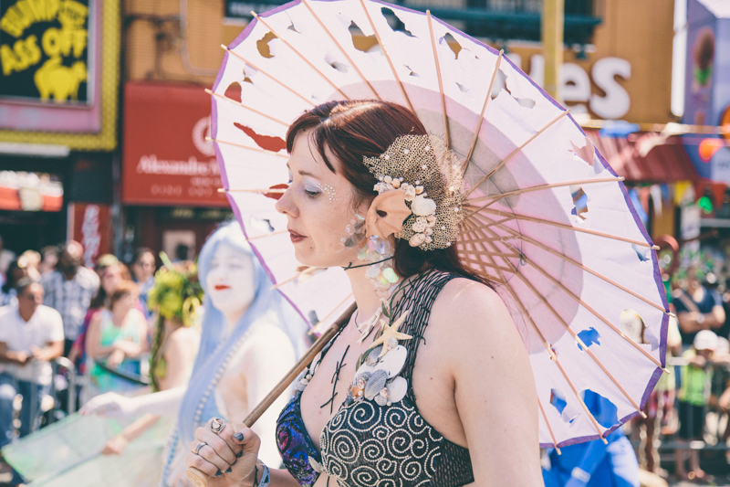 MERMAID PARADE 2014 CONEY ISLAND DO NOT USE WITHOUT WRITTEN PERMISSION copyright paulinefashionblog.com  63 ♥ Mermaid Parade 2014, Coney Island