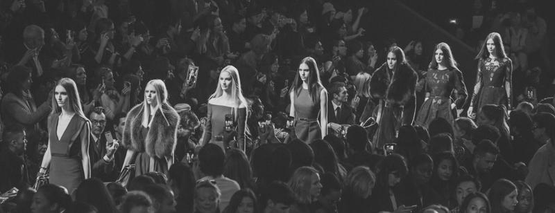 paris fashion week elie saab show defile ah14 fw14 copyright paulinefashionblog.com  32 PFW FW14 Diary : The end... FINALLY !
