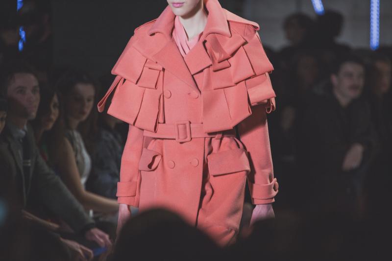 paris fashion week jean charles de castelbajac jcdc show defile ah14 fw14 copyright paulinefashionblog.com  10 PFW FW14 Diary : suite et fin... ENFIN !