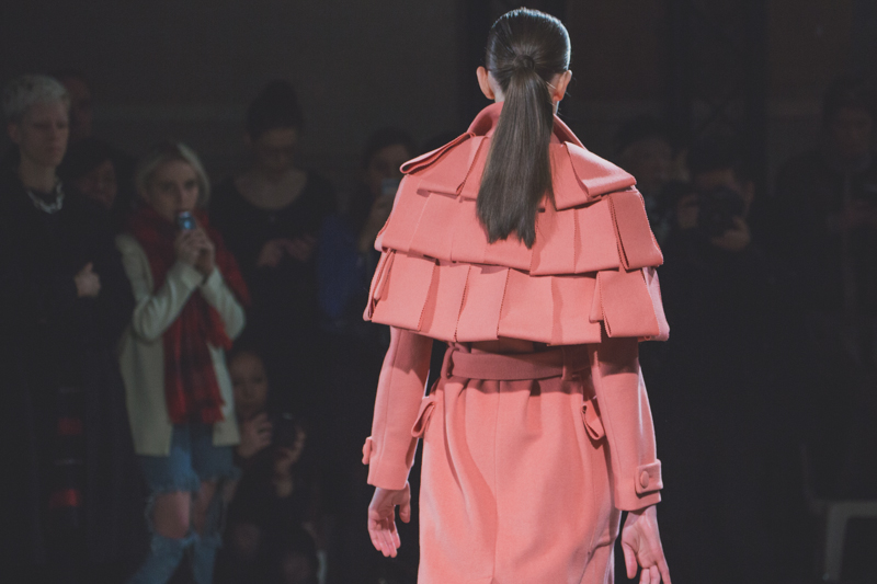 paris fashion week jean charles de castelbajac jcdc show defile ah14 fw14 copyright paulinefashionblog.com  11 PFW FW14 Diary : suite et fin... ENFIN !