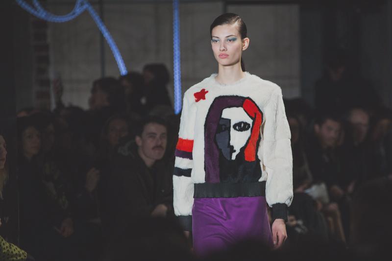 paris fashion week jean charles de castelbajac jcdc show defile ah14 fw14 copyright paulinefashionblog.com  13 PFW FW14 Diary : suite et fin... ENFIN !