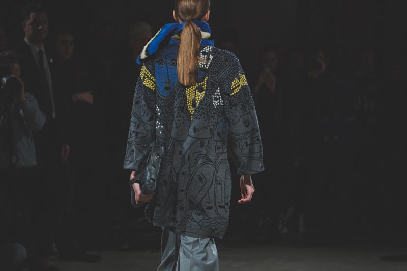 paris fashion week jean charles de castelbajac jcdc show defile ah14 fw14 copyright paulinefashionblog.com  22 PFW FW14 Diary : suite et fin... ENFIN !