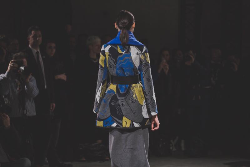 paris fashion week jean charles de castelbajac jcdc show defile ah14 fw14 copyright paulinefashionblog.com  23 PFW FW14 Diary : suite et fin... ENFIN !