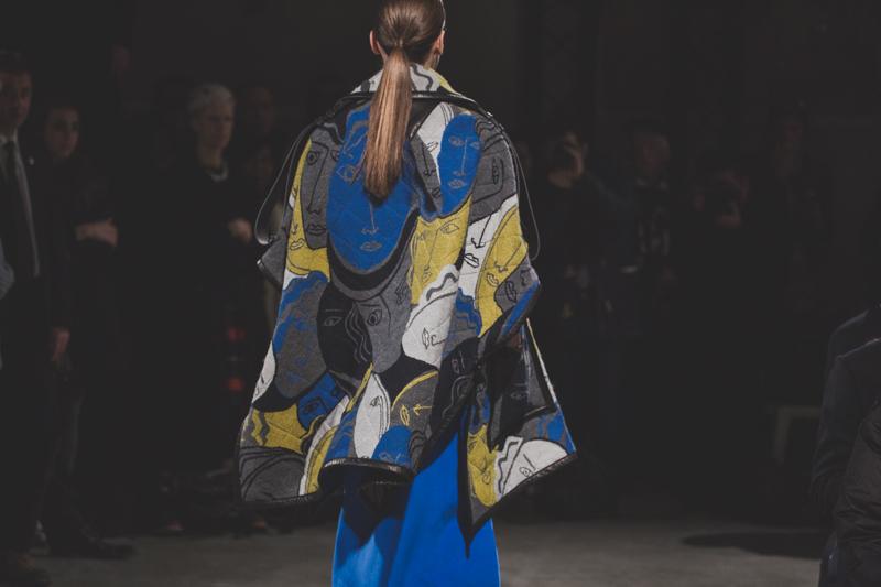 paris fashion week jean charles de castelbajac jcdc show defile ah14 fw14 copyright paulinefashionblog.com  24 PFW FW14 Diary : suite et fin... ENFIN !
