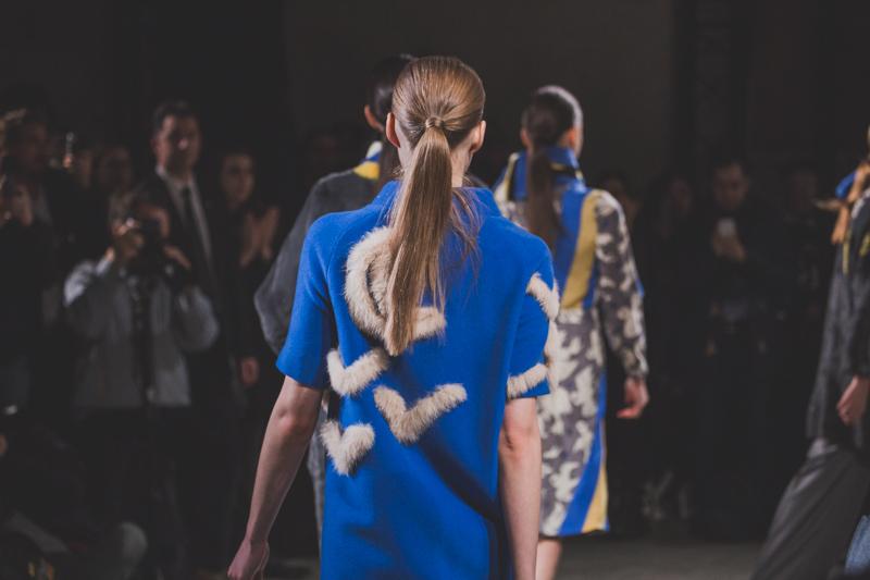 paris fashion week jean charles de castelbajac jcdc show defile ah14 fw14 copyright paulinefashionblog.com  25 PFW FW14 Diary : suite et fin... ENFIN !