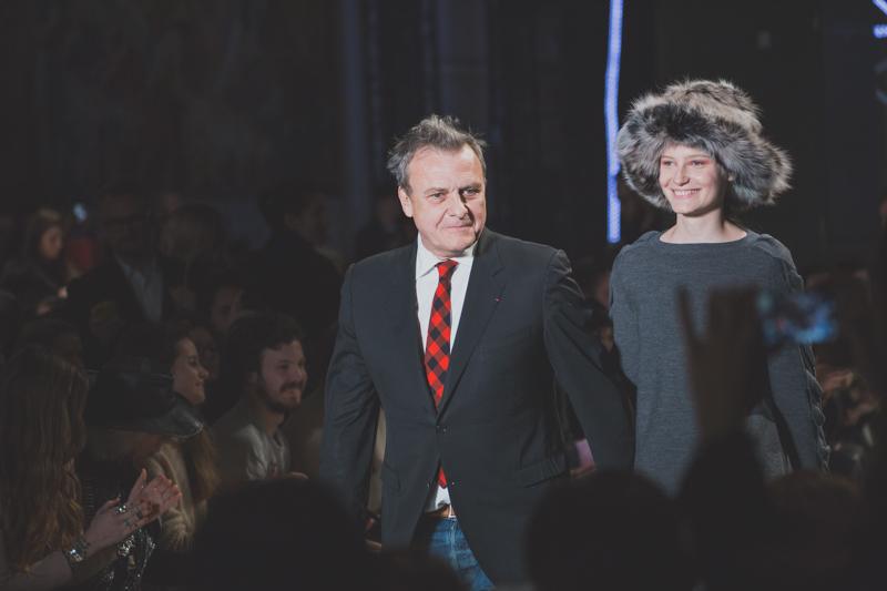 paris fashion week jean charles de castelbajac jcdc show defile ah14 fw14 copyright paulinefashionblog.com  27 PFW FW14 Diary : suite et fin... ENFIN !