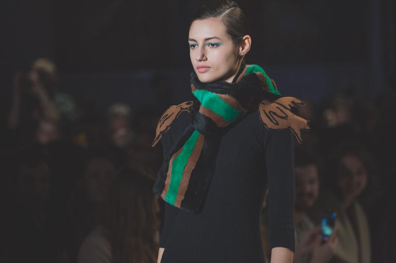 paris fashion week jean charles de castelbajac jcdc show defile ah14 fw14 copyright paulinefashionblog.com  3 PFW FW14 Diary : suite et fin... ENFIN !