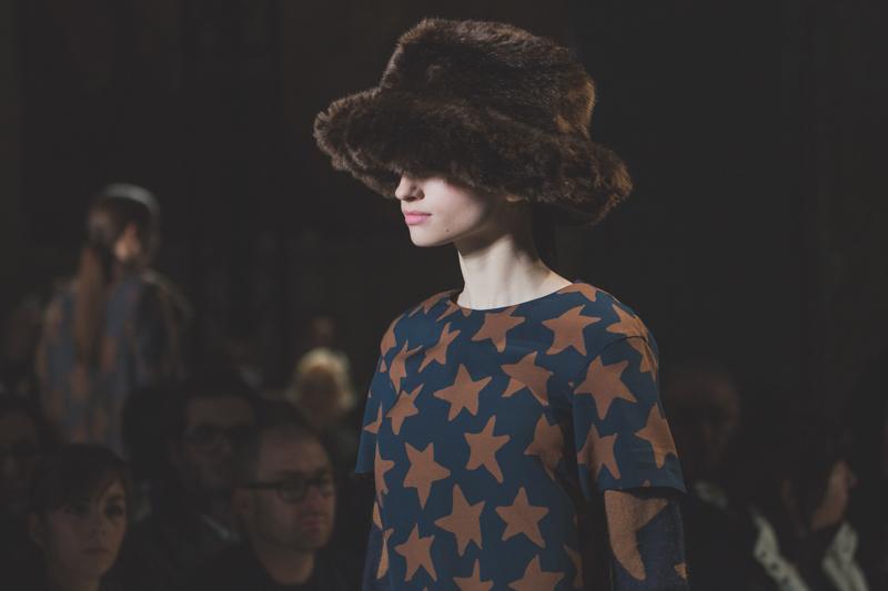 paris fashion week jean charles de castelbajac jcdc show defile ah14 fw14 copyright paulinefashionblog.com  4 PFW FW14 Diary : suite et fin... ENFIN !