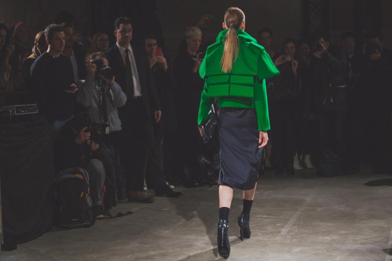 paris fashion week jean charles de castelbajac jcdc show defile ah14 fw14 copyright paulinefashionblog.com  PFW FW14 Diary : suite et fin... ENFIN !