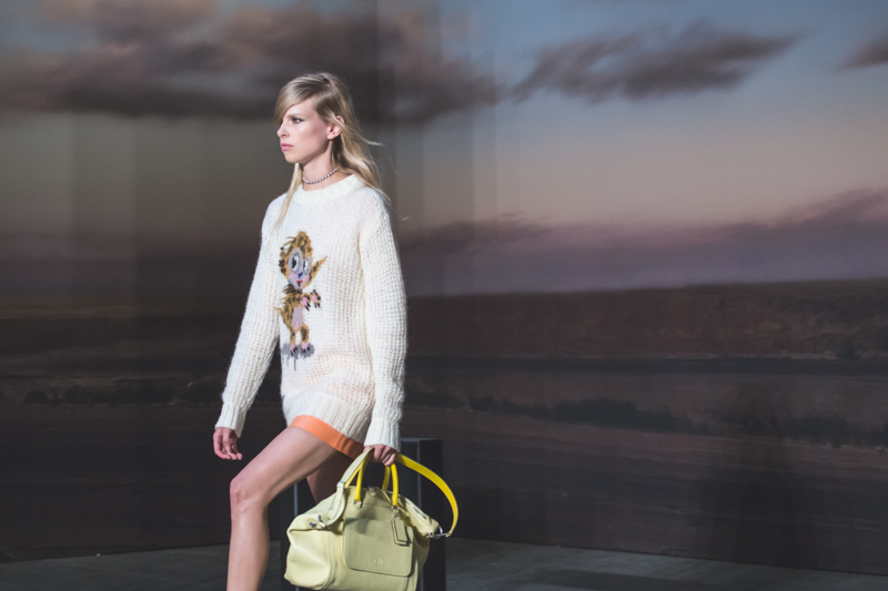 COACH New York presentation NYFW Stuart Vevers ss15 spring summer 2015 - copyright paulinefashionblog.com_-3