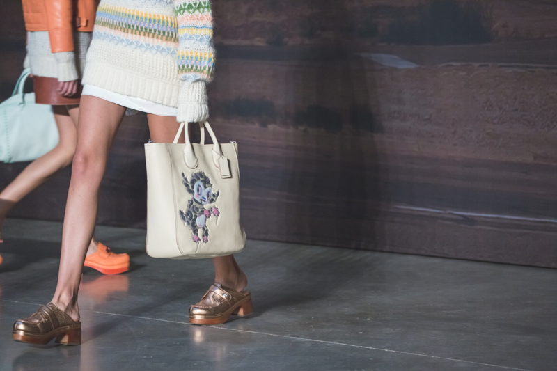 COACH New York presentation NYFW Stuart Vevers ss15 spring summer 2015 - copyright paulinefashionblog.com_-4