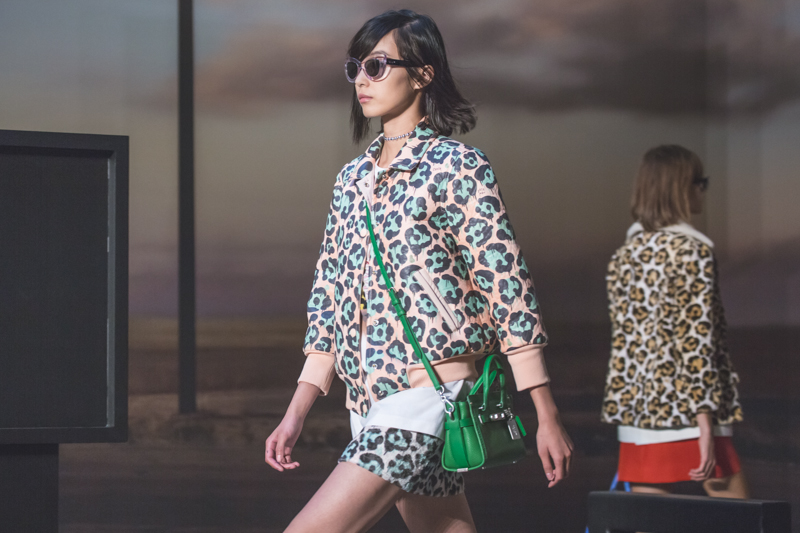 COACH New York presentation NYFW Stuart Vevers ss15 spring summer 2015 - copyright paulinefashionblog.com_-7