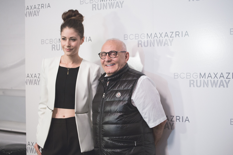 backstage BCBGMAXAZRIA Lincoln Center NYFW fashion week SS15 PE15 - copyright paulinefashionblog.com_-14