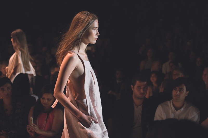 show new york BCBGMAXAZRIA Lincoln Center NYFW fashion week SS15 PE15 - copyright paulinefashionblog.com_-2