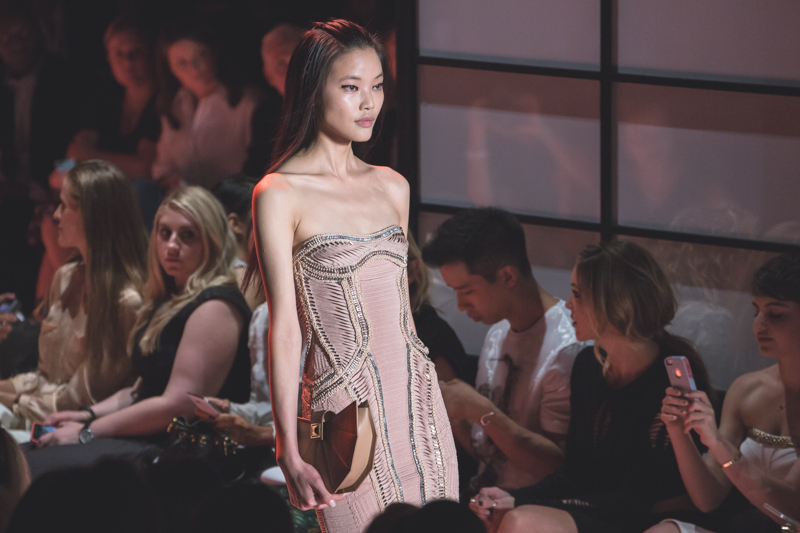 show new york HERVE LEGER Lincoln Center NYFW fashion week SS15 PE15 - copyright paulinefashionblog.com_-5
