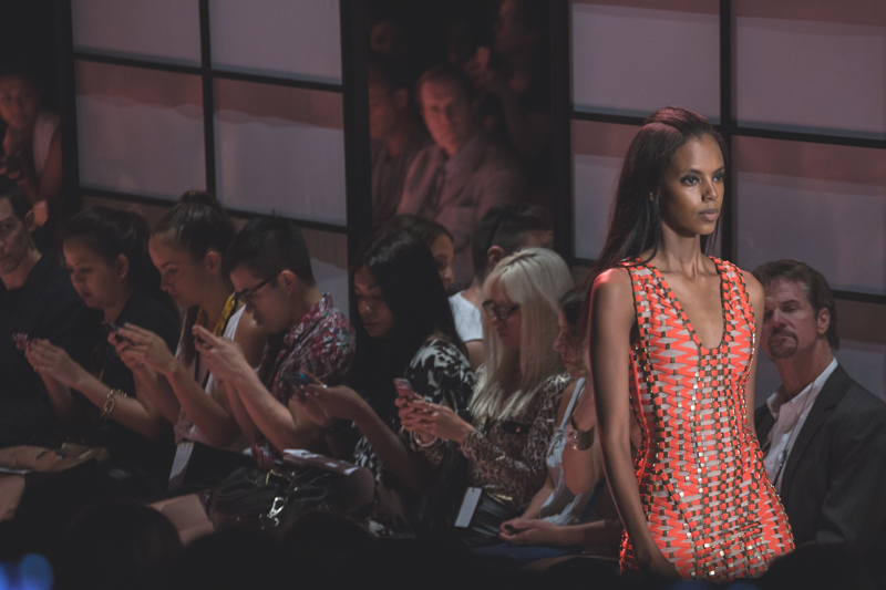 show new york HERVE LEGER Lincoln Center NYFW fashion week SS15 PE15 - copyright paulinefashionblog.com_-9