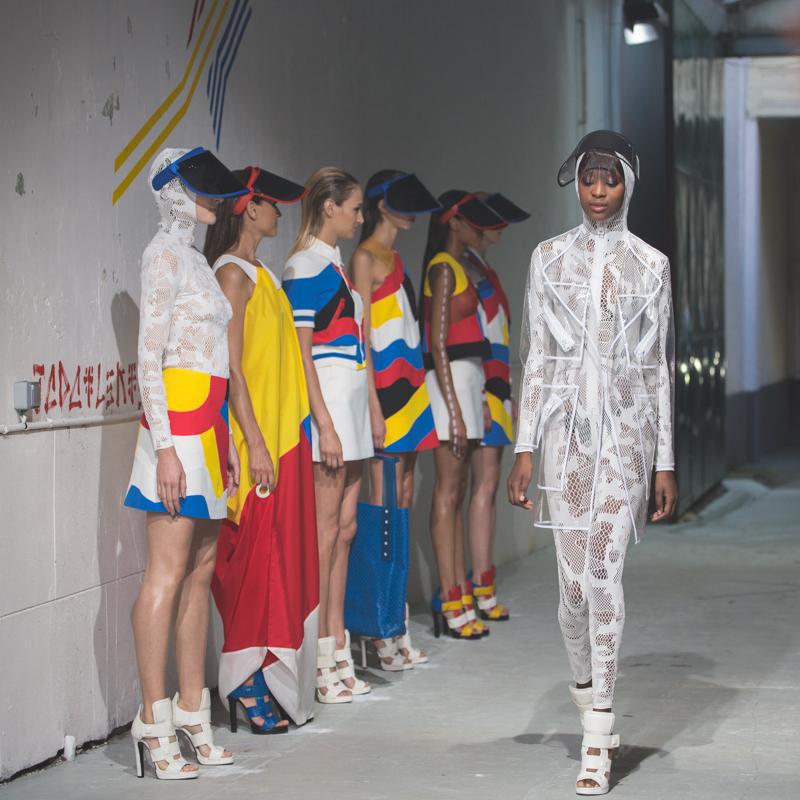 jean charles de castelbajac route 74 garage lubeck paris fashion week - copyright paulinefashionblog.com_