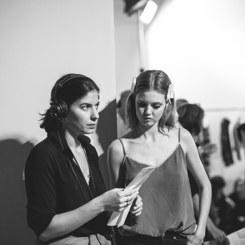 paul and joe ete 2015 paris fashion week backstage lindsey wixon devon windsor - copyright paulinefashionblog.com_-15