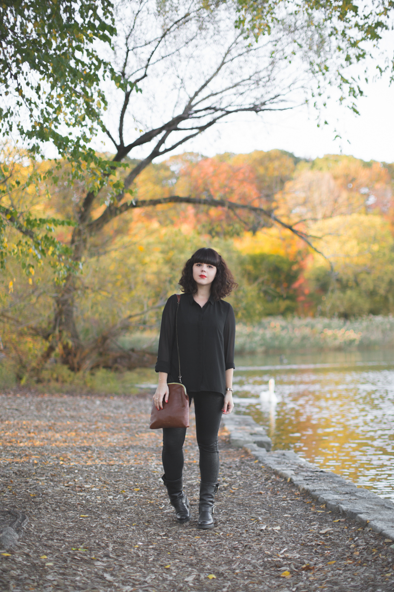 prospect park off duty leggings joe's jeans - copyright paulinefashionblog.com_-22