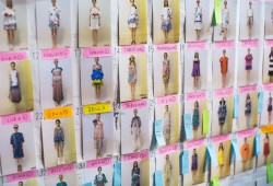 tsumori chisato backstage paris fashion week - copyright paulinefashionblog.com_-14