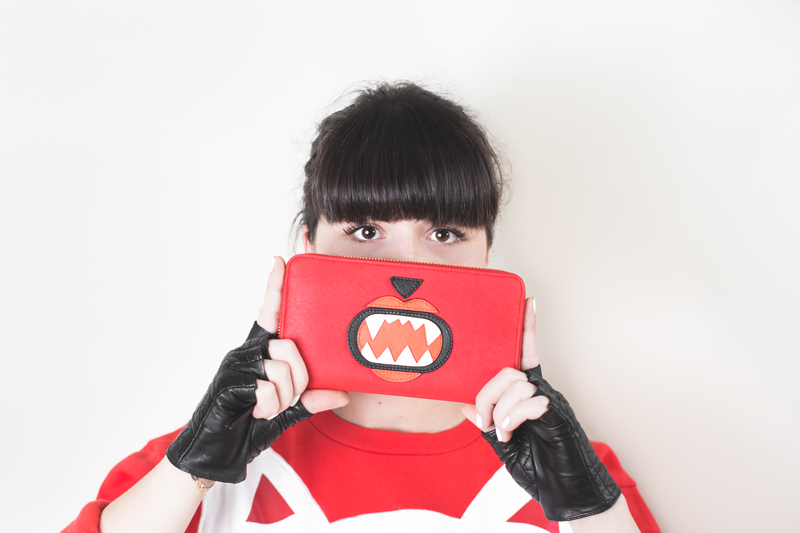 KARL LAGERFELD x Monster Choupette sweatshirt wallet - copyright paulinefashionblog.com_-2