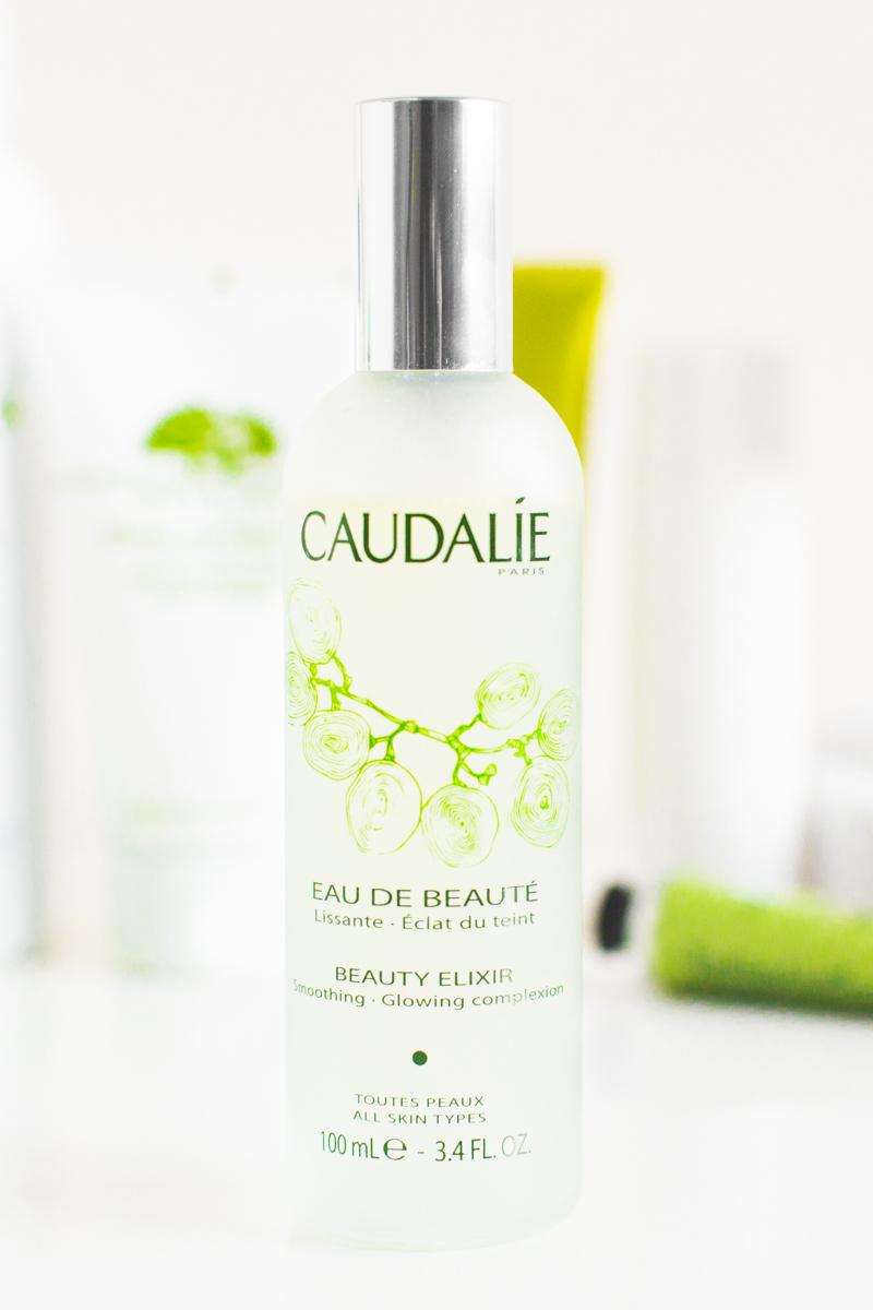 best of beauty 2014 essentials caudalie eau de beaute beauty elixir - copyright paulinefashionblog.com_
