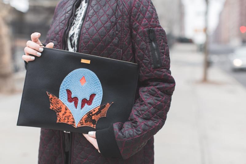 doudoune gertrude bag super stella heroes stella mccartney gotham copyright paulinefashionblog.com  8 GOTHAM