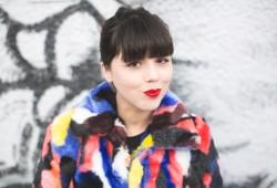 live work create - story of lola faux fur coat multicolor - copyright paulinefashionblog.com_-4