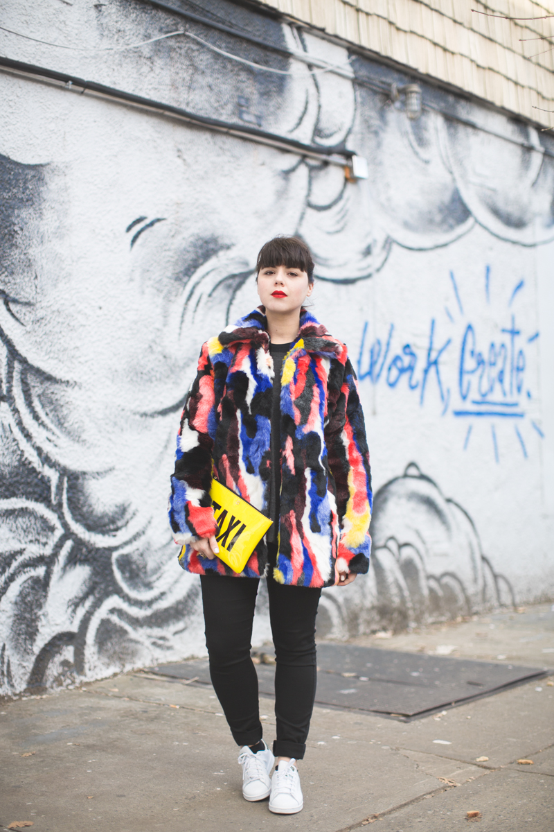 live work create - story of lola faux fur coat multicolor - copyright paulinefashionblog.com_-9