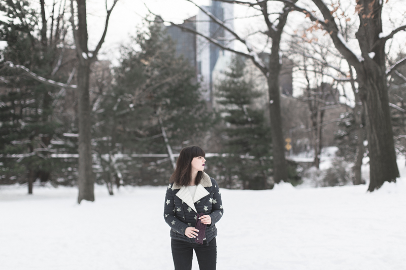 LOOK fashion blogger new york city ootd gertrude copyright paulinefashionblog.com  12 Snow Storm