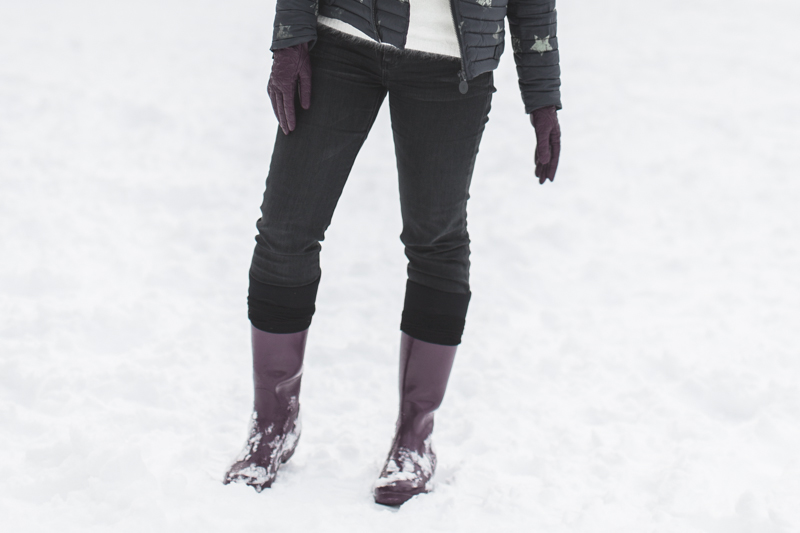 LOOK fashion blogger new york city ootd gertrude copyright paulinefashionblog.com  Snow Storm