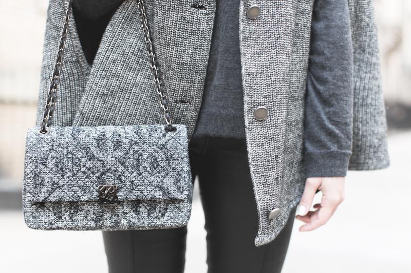 look style outfit 50 shades of grey copyright paulinefashionblog.com 15 Nuances de gris