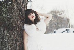 photo mariage central park neige winter wedding snow celine marks elise hameau - copyright paulinefashionblog.com_-11