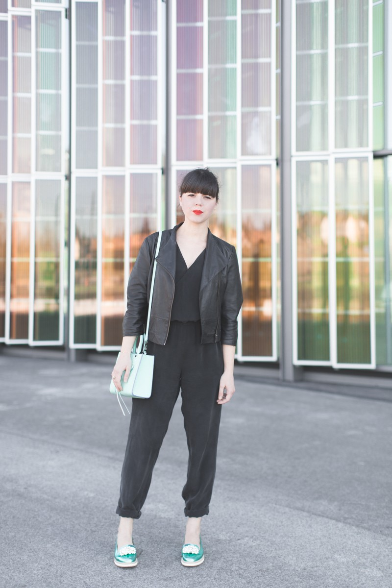 rebecca minkoff jumpsuit gordana dimitrijevic shoes copyright paulinefashionblog.com  2 800x1200 Moody