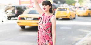 paule ka world wise woman prefall 2015 taxi cab - copyright paulinefashionblog.com_