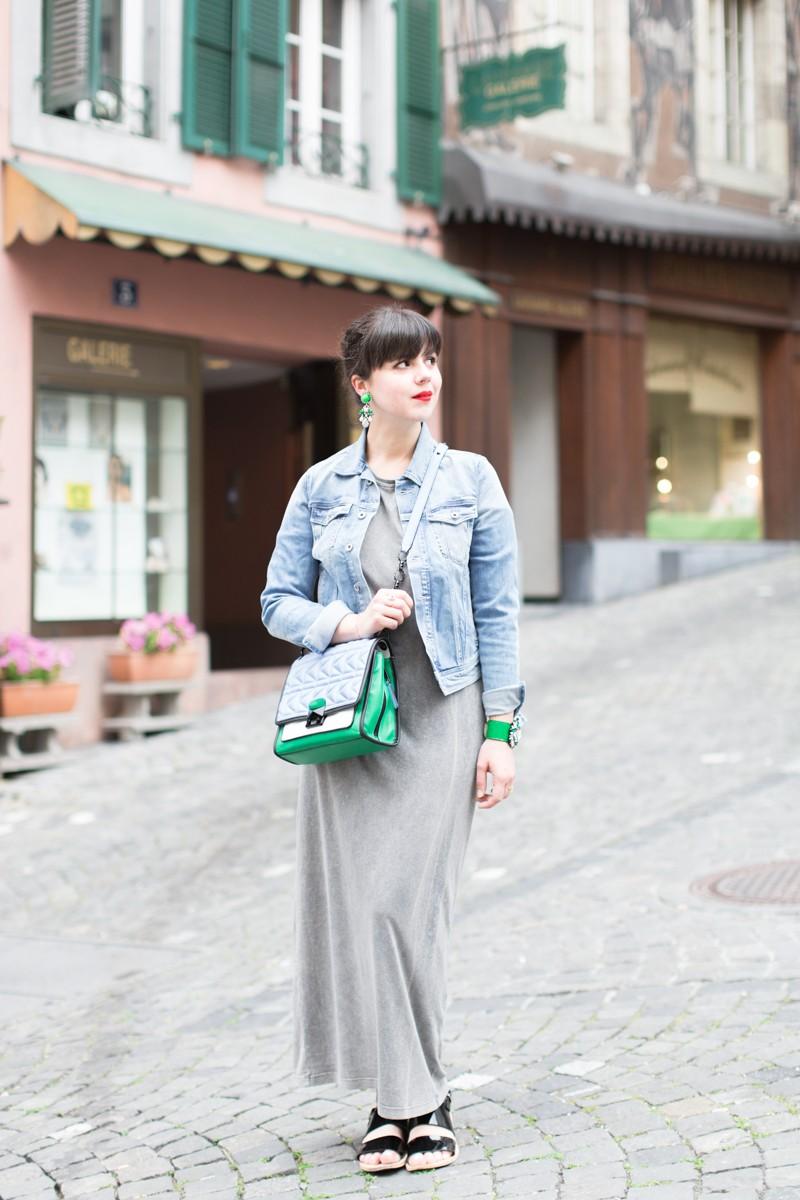 shourouk karl lagerfeld kuilted bag vert bleu pepe jeans iro revolve clothing credit PAULINE PRIVEZ PAULINEFASHIONBLOG.COM 2406 800x1200 Green Stuff