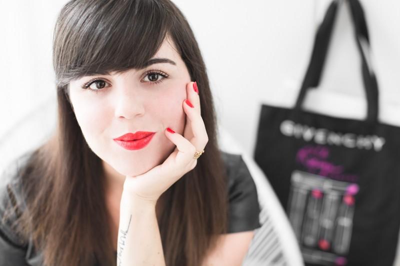 givenchy lipstick rouge a porter PAULINEFASHIONBLOG.COM 11 800x533 ROUGE À PORTER