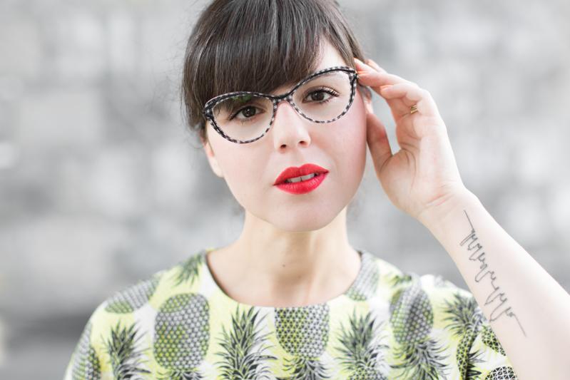 look lunettes collaboration jooly pauline haute couture saison 2 oxibis PAULINEFASHIONBLOG.COM  Jooly
